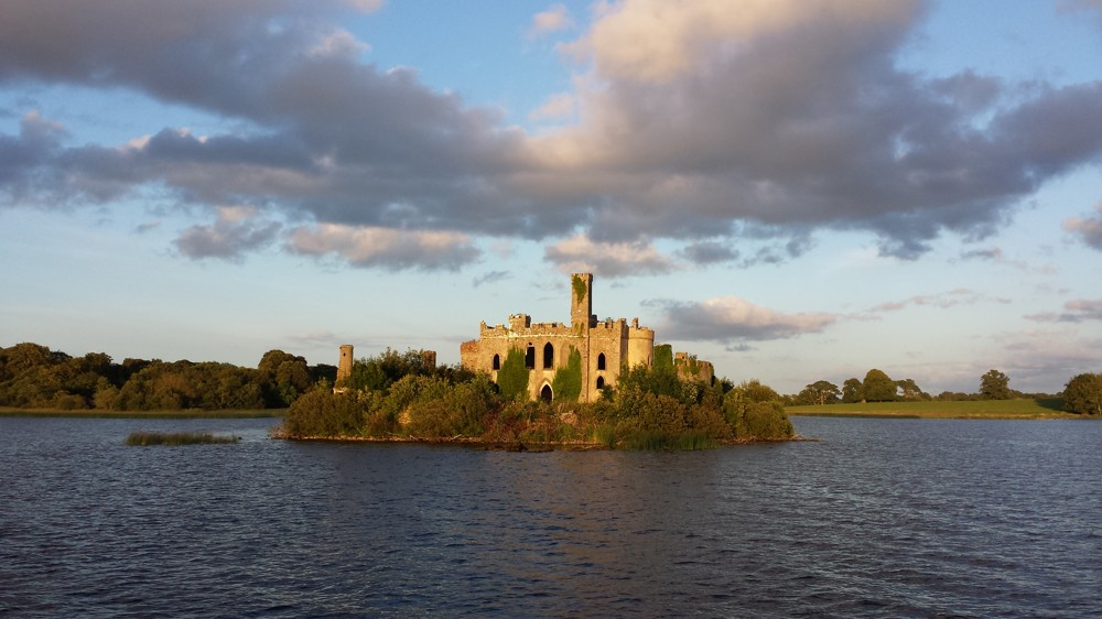 Castle Island Lough Key