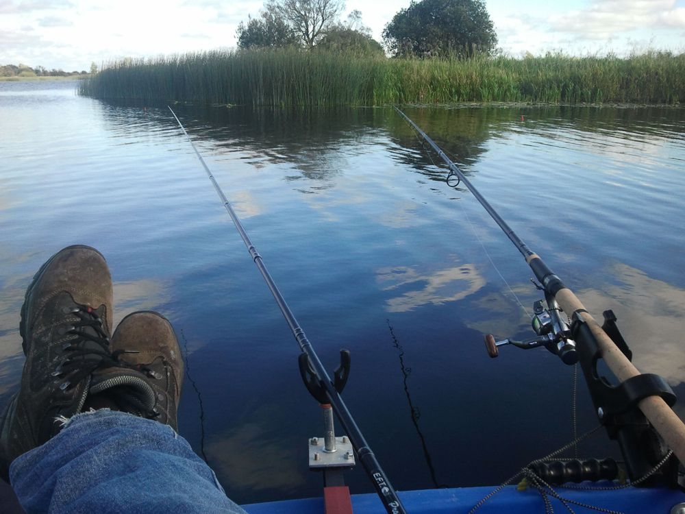 Relaxing Angling
